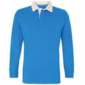 Classic Long Sleeve Rugby Shirt – Various Colour Options