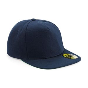 Flat Peak Snapback Cap – Various Colour Options