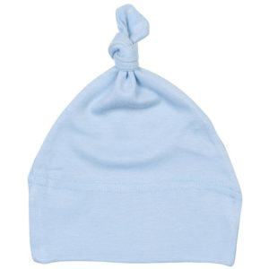 Baby one-knot Hat – Various Colour Options