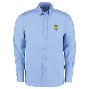 Gents Long Sleeve (tailored fit) Shirt