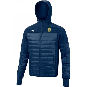 Sapporo Hooded Hybrid Jacket